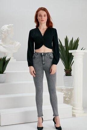 Kadın Push-up Skinny Fit Jean lf000535