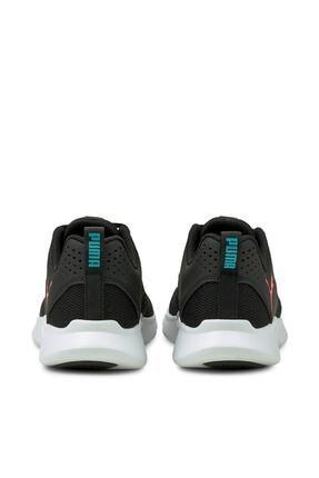 Puma INTERFLEX MODERN Siyah Kadın Koşu Ayakkabısı 101085418 1