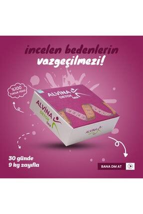Alvina Detox Çayı Detox Tea 3