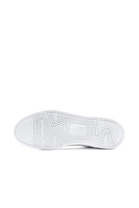 Puma CARACAL Beyaz Unisex Sneaker Ayakkabı 100480549 4
