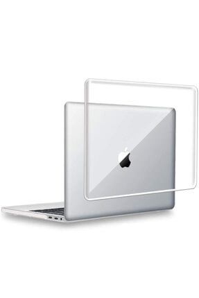 "CODEGEN Apple 13"" Macbook Air 2020 (m1) A2337 Şeffaf Kılıf Koruyucu Kapak Cmatm-133t 1"