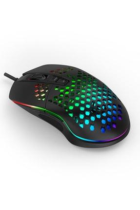 Rampage Colmena 6400 Dpı Rgb Ledli Makrolu Hafif Gaming Oyuncu Mouse 3