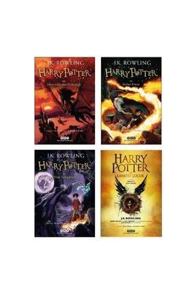 Yapı Kredi Yayınları Harry Potter 5-6-7-8 Set Son 4 Kitap 1
