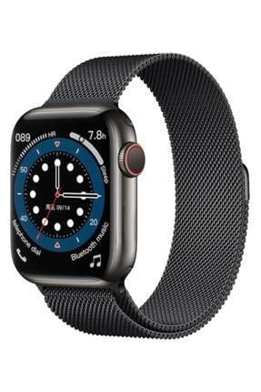 PATRİC Smartwatch 6 Pro Edition Plus - Yeni Versiyon Android Ve Ios Uyumlu Çelik Kordon Akıllı Saat 0