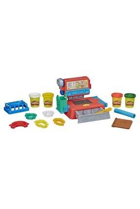 Play Doh E6890 Play-doh Market Kasası Oyun Seti 1