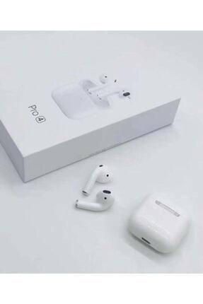 pro 4 Airpods Yeni Tasarım 8d Ses Performansı Kulaklık 0