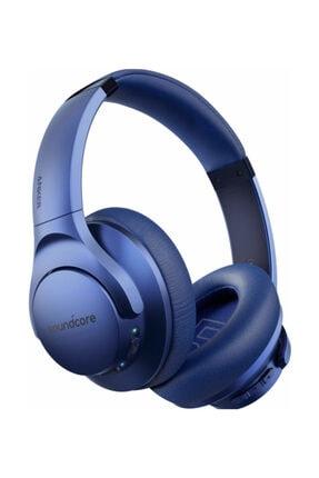 Anker Soundcore Life Q20 Kablosuz Kulaklık - Mavi 0