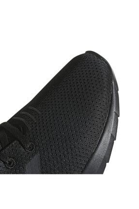 adidas F36333 Asweerun Koşu Ve Yürüyüş Erkek Spor Ayakkabı Siyah 4