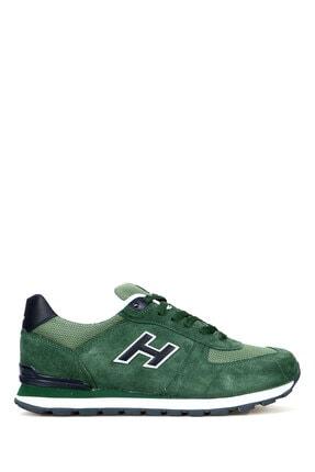 Hammer Jack Erkek Yeşil Peru Günlük Spor Ayakkabı 102 19250-m 0