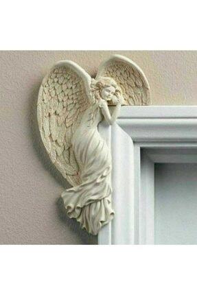 Dagosstore Angel - Melek Ev Dekorasyonu - (SAĞ VE SOL) - Kapı Ve Duvar Aksesuarı - Dekorasyon 1
