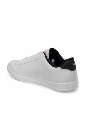US Polo Assn Erkek Beyaz Franco Günlük Spor Ayakkabı 2