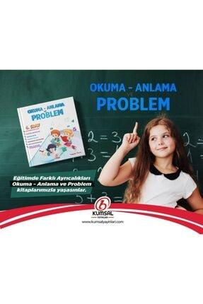 Kumsal Yayınları 4. Sınıf Okuma-anlama Ve Problem 1