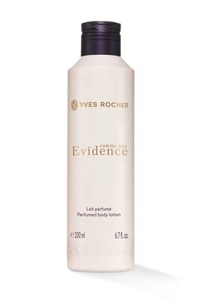 Yves Rocher Comme Une Evidence - Parfümlü Vücut Sütü 200 Ml 0