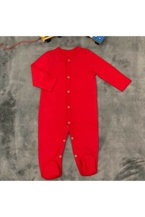 PİEROSBABY Pieros Baby 0062 Erkek Bebek 2'li Tulum 1