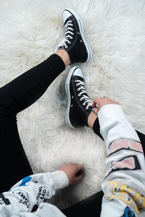 Ludo Vico Unisex Keten Günlük Bilekli Spor Ayakkabı 1