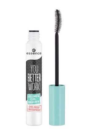 Essence Kıvırıcı Mascara - You Better Work! Volume & Curl 10 ml 4059729198549 0