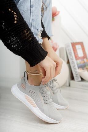 MORENİCA Duch Kalın Taban Ortopedik Sneaker 0