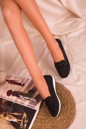 Soho Exclusive Siyah Kadın Casual Ayakkabı 16063 1