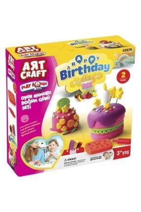 DEDE Oyun Hamuru Doğum Günü Seti 1