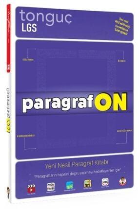 Tonguç Akademi Paragrafon - 5,6,7. Sınıf Ve Lgs 0