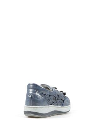 Hammer Jack Mavi Sım Kadın Ayakkabı 314 1014-z 2