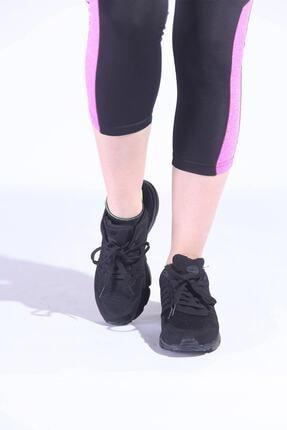 MP Kadın Siyah Spor Ayakkabı 3