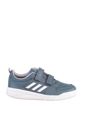 adidas TENSAUR C Gri Erkek Çocuk Koşu Ayakkabısı 100663758 1