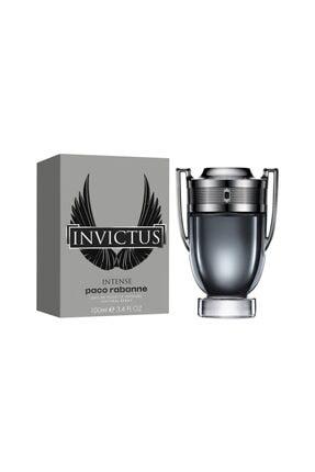 Paco Rabanne Invictus Intense Edt 100 ml Erkek Parfümü 3349668543021 1