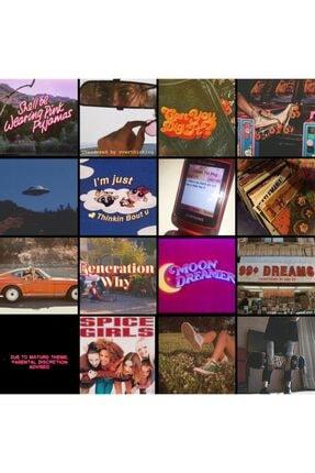 bukashops The Retro 60'lı Duvar Posteri Seti 2