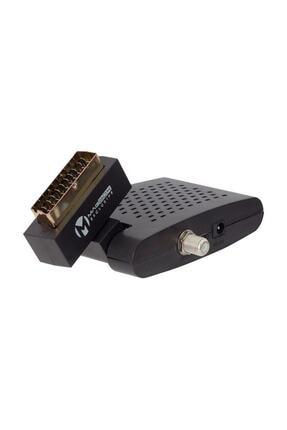 OEM Merkezi Sistem Uyumlu Scart Tüplü Tv Skart Girişli Mini Uydu Alıcısı Garantili Marka 0