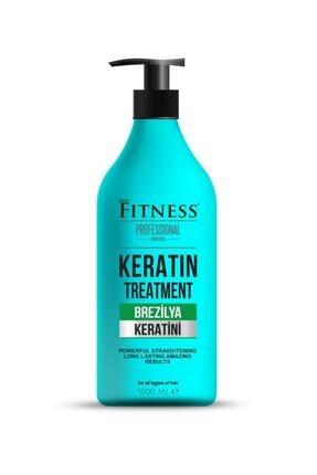 Fitness Professional Saç Düzleştirici Keratin Bakımı Ve Tuzsuz Şampuan Seti 1000 Ml 1