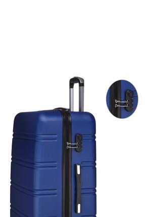 Buratti Mavi Unisex Valiz LINA ORTA 4