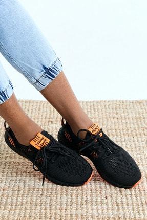 Tonny Black Unısex Siyah Spor Ayakkabı Tbıdl 1