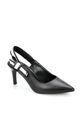 Missf DS19074 Siyah Kadın Gova Ayakkabı 100382791 0