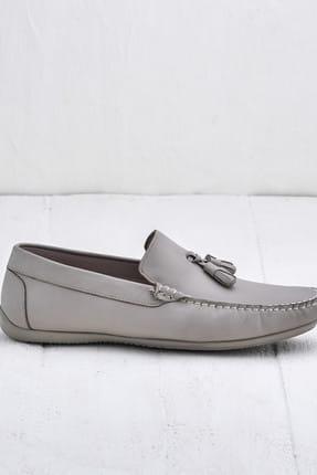Elle AEKER Hakiki Deri Vizon Erkek Ayakkabı 3