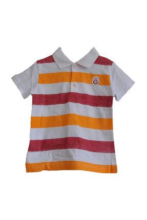 Zeyland Cızgılı Galatasaray Bebek T-Shirt ZB850 0
