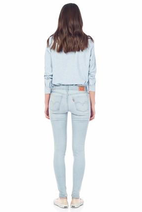 Levi's Kadın 710 Skinny Jean 17778-0038 1