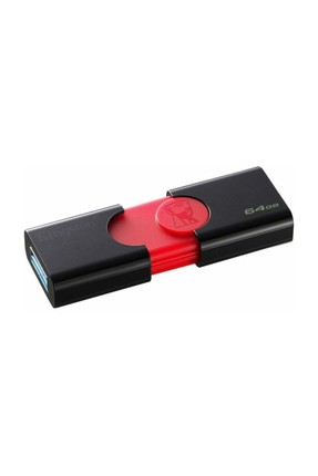 Kingston 64GB DataTraveler 106 USB 3.0 Usb Bellek DT106/64GB 1