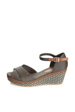 Tommy Hilfiger Kadın Dolgu Topuklu Ayakkabı 1THFW2017024 1