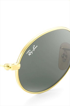 Ray-Ban Unisex Oval Güneş Gözlüğü RB3547N 001 48 4