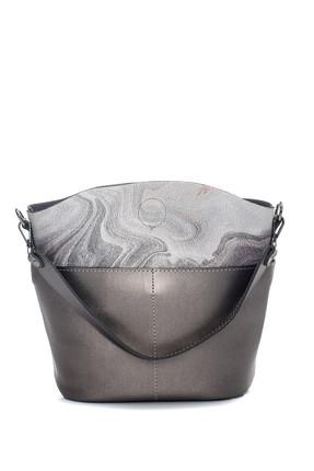 Housebags Desenli Kadın Postacı Çantası 997 0