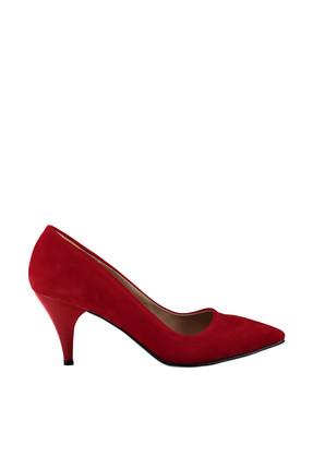 Fox Shoes Kırmızı Kadın Topuklu Ayakkabı A922151102 1