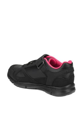 Kinetix BULLET PU Siyah Fuşya Kız Çocuk Yürüyüş Ayakkabısı 100272767 2