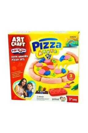 DEDE Oyun Hamuru Pizza Seti 1