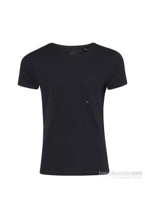 Erkek Siyah Tshirt 9009 resmi