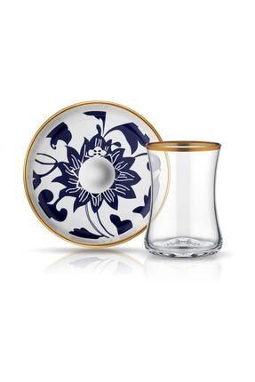 Koleksiyon Ev ve Mobilya 6'lı Tiryaki Çay Seti Güz 31000040216 0