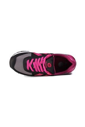 HUMMEL Eıghtyone Pembe-Siyah Ayakkabı 4