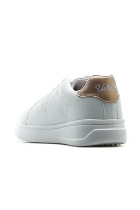 US Polo Assn Kadın Sneaker Spor Ayakkabı (36-40) 21y Exxy Z 2