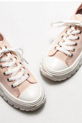 Elle Kadın Pembe Spor Ayakkabı 2