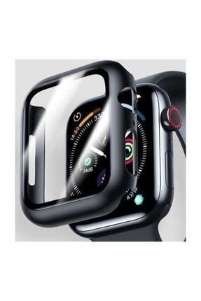 Dijimedia Apple Watch Series 4-5 44mm 360 Derece Koruma+kırılmaz Cam 0